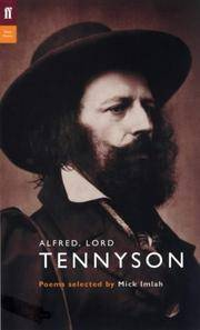 image of Alfred, Lord Tennyson: Poems Selected by Mick Imlah (Poet to Poet)