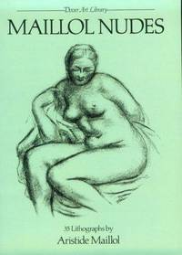 Maillol Nudes 35 Lithographs By Aristide Millol