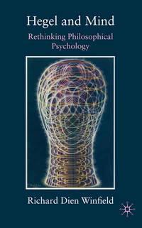 Hegel and Mind