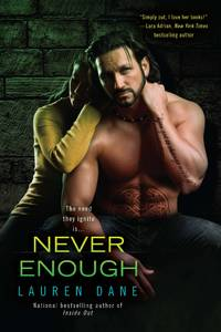 image of Never Enough (A Brown Family Novel)