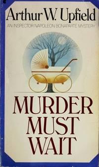 MURDER MUST WAIT (A Scribner Crime Classics)