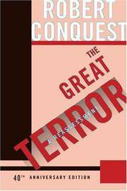 image of The Great Terror: A Reassessment