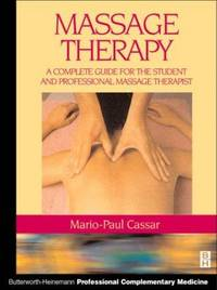Handbook of Massage Therapy, 1e