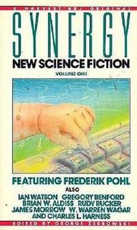 image of Synergy: New Science Fiction Volume One