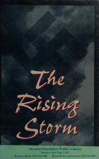 The Rising Storm by  Bert H Wallace - Hardcover - Signed - 1995-05-01 2019-08-23 - from Resource for Art and Music Books (SKU: SKU1000410)