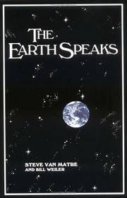 The Earth Speaks: An Acclimatization Journal by Steve Van Matre  - Paperback  - from Wonder Book (SKU: U14M-00226)