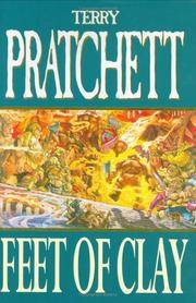 image of Feet Of Clay: A Discworld Novel