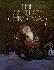 image of SPIRIT OF CHRISTMAS CREATIVE HOLIDAY IDEAS BOOKS ONE.