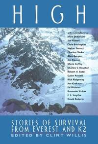 HIGH : Stories of Survival from Everest and K2