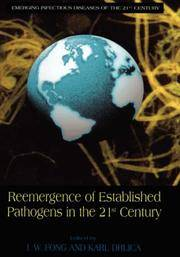Reemergence Of Established Pathogens In The 21St Century (Hb)