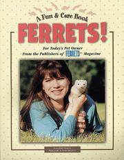 FERRETS! (Fun & Care Book)