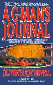 A G-Man's Journal