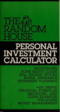 Random House Personal Investment Calculator