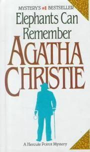 Elephants Can Remember (Turtleback School & Library Binding Edition) (Hercule Poirot Mysteries)