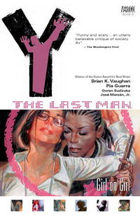 image of Y: The Last Man Vol. 6 - Girl on Girl (GERMAN TRANSLATION)