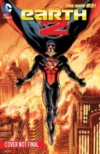 image of Earth 2 Vol. 4: The Dark Age (The New 52)