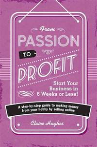 F&W Media David and Charles Books, From Passion to Profit