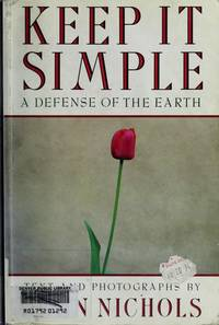 image of Keep It Simple : A Defense of the Earth