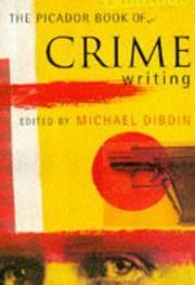 Picador Book Of Crime Writing