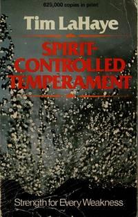 image of Spirit Controlled Temperament