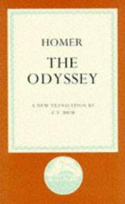 The Odyssey by Homer &  E. V. Rieu - Paperback - 1950 - from MAB Books and Biblio.com