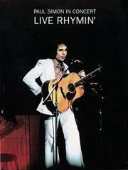 image of Paul Simon in Concert - Live Rhymin' (Paul Simon/Simon_Garfunkel)