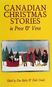 Canadian Christmas Stories in Prose and Verse