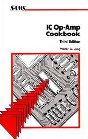 image of IC Op-Amp Cookbook