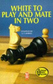 White to Play and Mate in Two (Paperfronts)