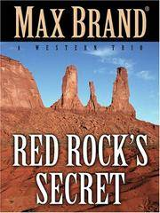 Red Rock's Secret: A Western Trio