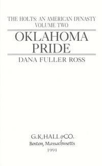 image of Oklahoma Pride (G K Hall Large Print Book Series)