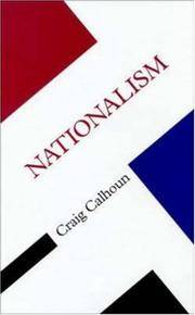 NATIONALISM (Concepts in the Social Sciences)