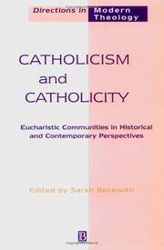 Catholicism and Catholicity
