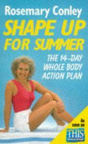Shape Up for Summer - the 14 Day Whole Body Action Plan