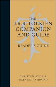 The J.R.R. Tolkien Companion and Guide, Vol. 2: Reader's Guide