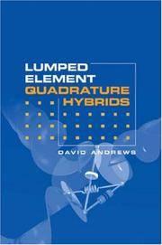 Lumped Element Quadrature Hybrids