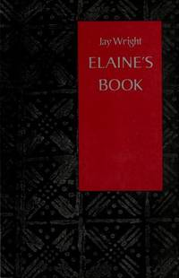 Elaine's Book (Callaloo Poetry Series)