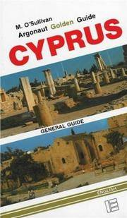 Cyprus (Argonaut Golden Guide)