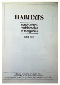 Habitats : Constructions traditionnelles et marginales