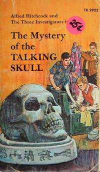 image of The Mystery of the Talking Skull (Alfred Hitchcock and the Three Investigators) [Paperback] Robert Arthur and Harry Kane