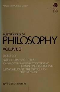 Masterworks of Philosophy Volume 1