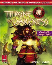 Throne of Darkness: Prima's Official Strategy Guide