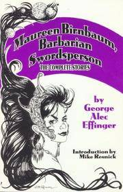 Maureen Birnbaum, Barbarian Swordsperson: The Complete Stories