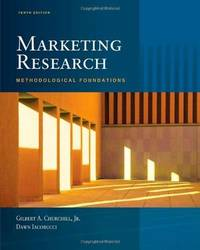 Marketing Research: Methodological Foundations (with Qualtrics Card)