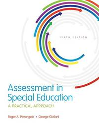 image of Assessment in Special Education: A Practical Approach, Enhanced Pearson eText with Loose-Leaf Version -- Access Card Package