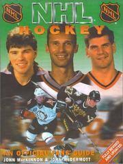 NHL Hockey by  John Mackinnon - Hardcover - from MediaBazaar and Biblio.com