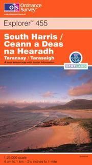 image of South Harris/Ceann a Deas Na Hearadh (Explorer Maps)