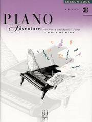 Piano Adventures: Lesson Book,  Level 3B