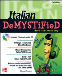 Italian Demystified (Italian and English Edition)