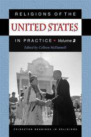 Religions of the United States in Practice. Volume 2